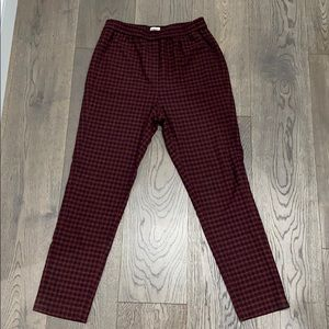 ARITZIA | Flannel Relaxed Pant